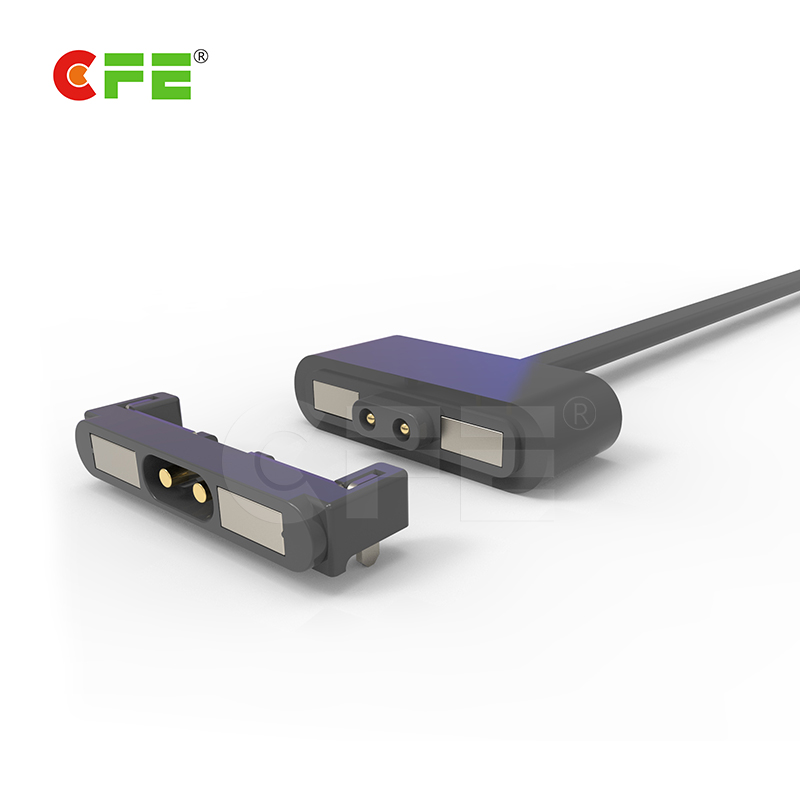 2pin magnetic charging cable connector for laptop and tablets