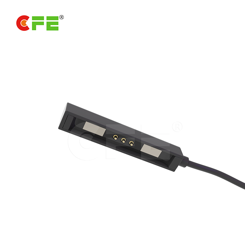 3pin magnetic charging cable connector use to samsung tablets