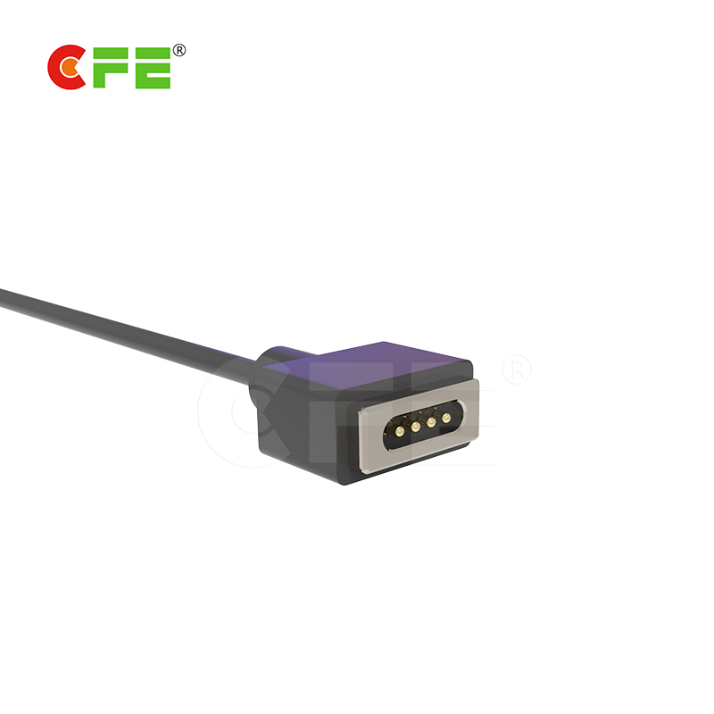 Humidifier 4pin male and female magnetic cable connector