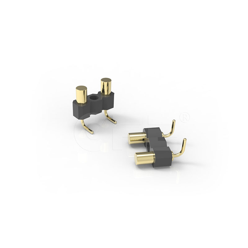 2.54MM Pitch Right angle Pogo Pin Standard Catalogue