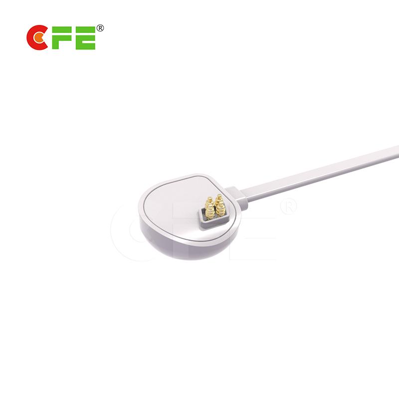 Custom Smart Rearview Mirror 4pin magnetic connectors