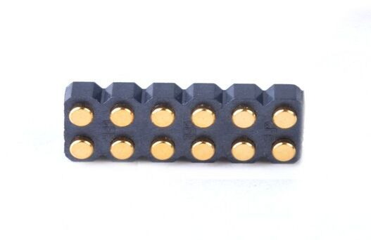 CFE SMT/SMD female pin connector