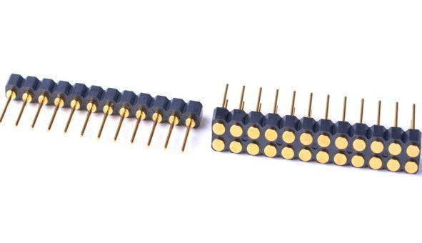 2.54mm Pitch DIP(Through-hole) Female Pin Connector