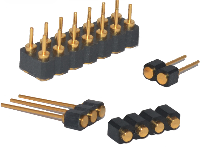 3.0mm Pitch DIP(Through-hole) Female Pin Connector