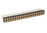 2.0mm Pitch DIP(Through-hole) Female Pin Connector
