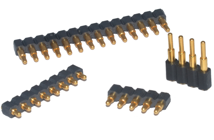 3.0mm Pitch 5A Pogo Pin connector