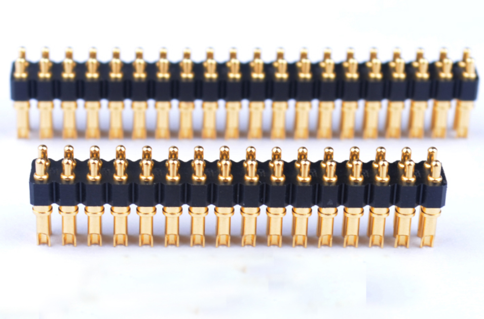 2.54mm Pitch Solder cup Pogo Pin Connector