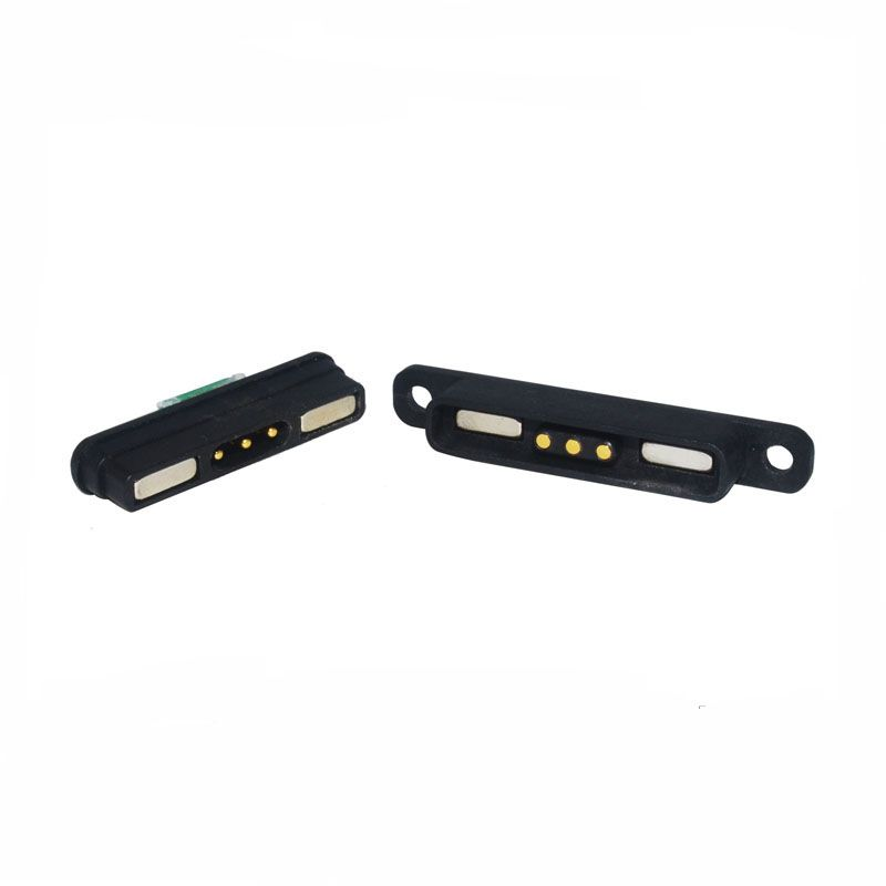 3PIN male & female magnet connector