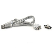 high class 5pin waterproof cable connector for mobile phone