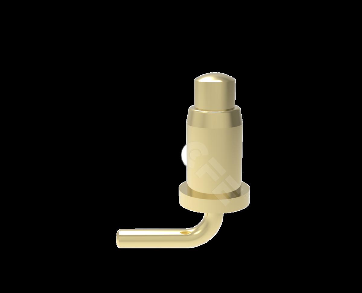 Customized Right Angel Pogo Pin Spec