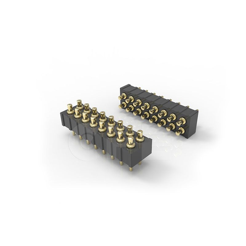2.0mm Pitch SMT Pogo Pin Connector