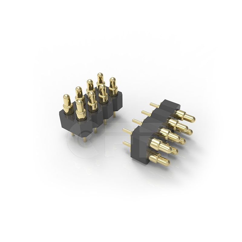 1.27mm Pitch Pogo Pin Connector Standard Catalogue
