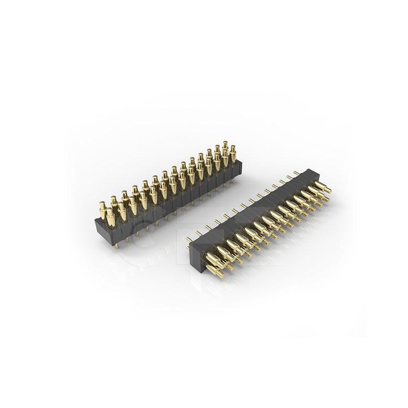 CFE DIP-through-hole pogo pin connector