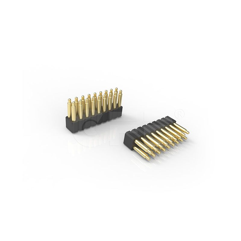 pogo pin battery connector