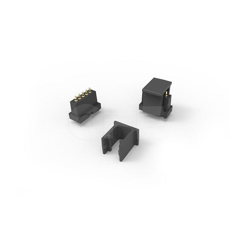 Customized 5pin DIP Pogo Pin connector
