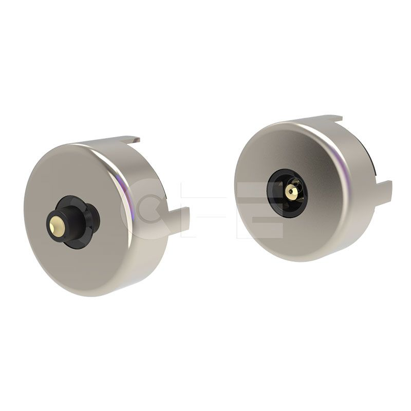 Customized magnetic connector
