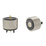 DC round 12V  magnetic power charging for smart toilet