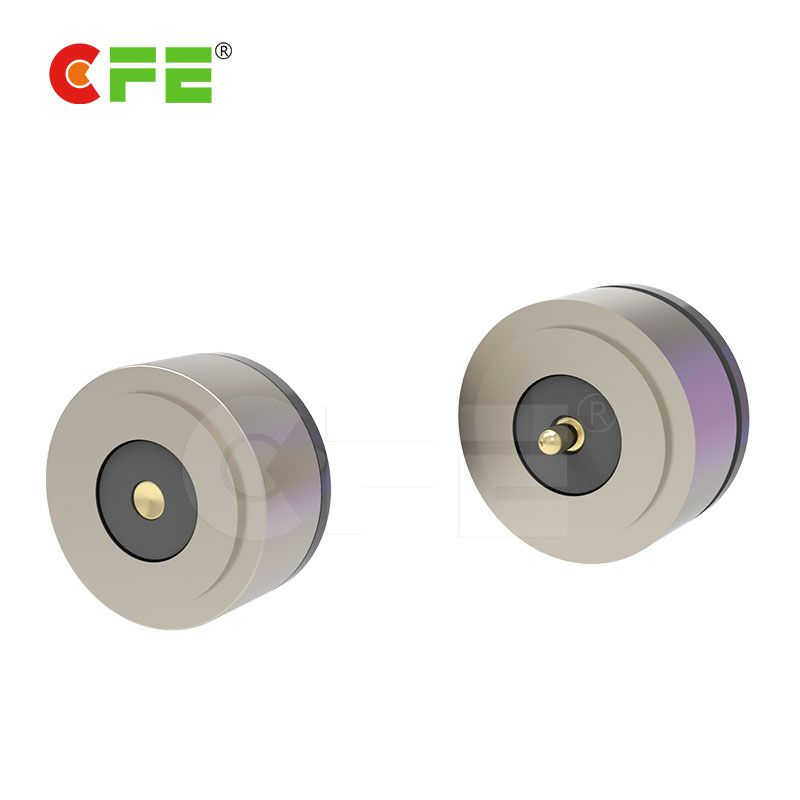 Customized waterproof male & female magnet connector
