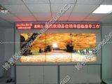 河南郑州某区派出所46寸液晶拼接