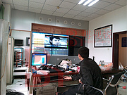 LG液晶拼接屏攜手四川樂山電視塔發射轉播中心