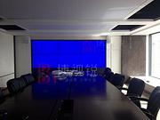BSR55寸液晶拼接屏會議系統入住中糧集團福掌柜食用油總部會議室