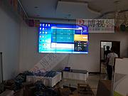 LG液晶拼接屏攜手淮北星洲國際城營銷中心