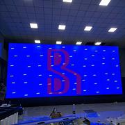 湖北高鐵站55寸液晶拼接屏項目