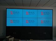 蘭州段家灘財經大學液晶拼接屏